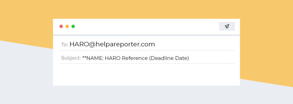 graphic email subject line