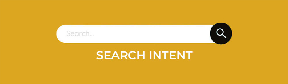 Search Intent search bar