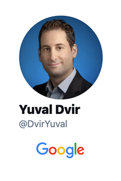 Yuval Dvir quoted on finding the right balance of content